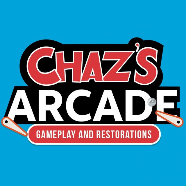Chaz's Arcade Gameplay and Restorations