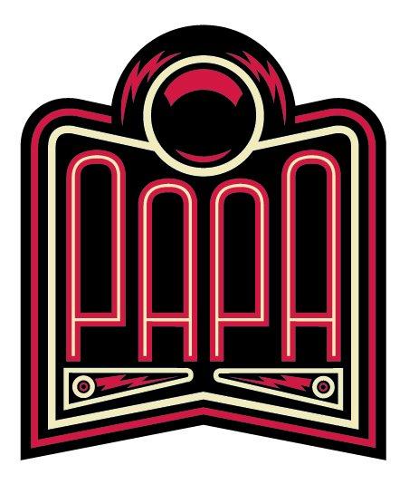PAPA TV Pinball