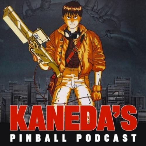 Kaneda Pinball Podcast logo