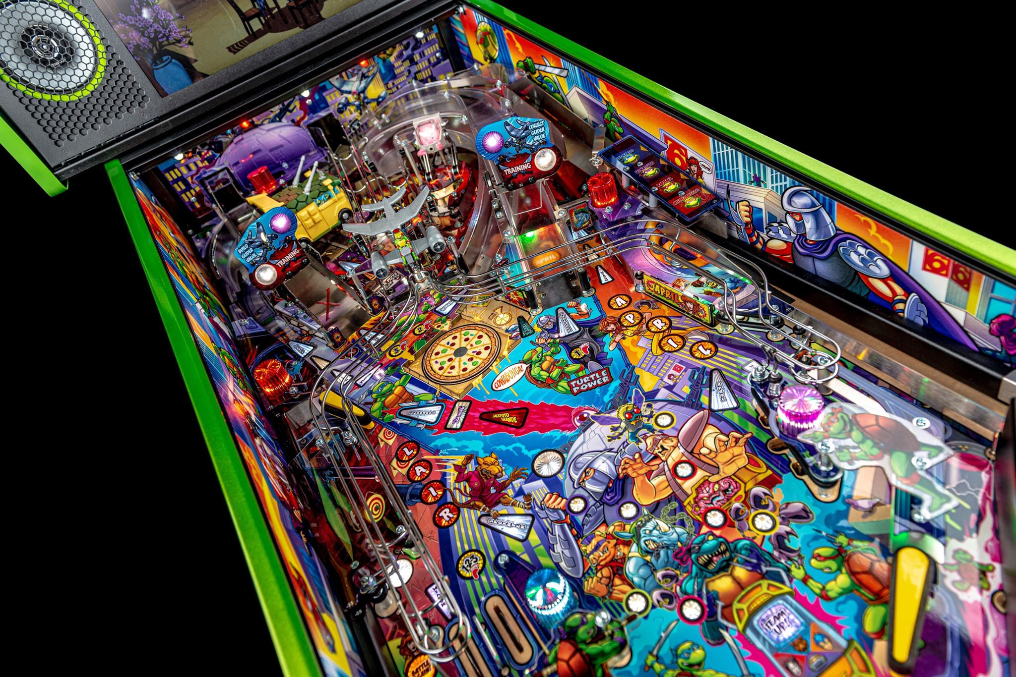 First Takes: TMNT Pinball by Stern Pinball