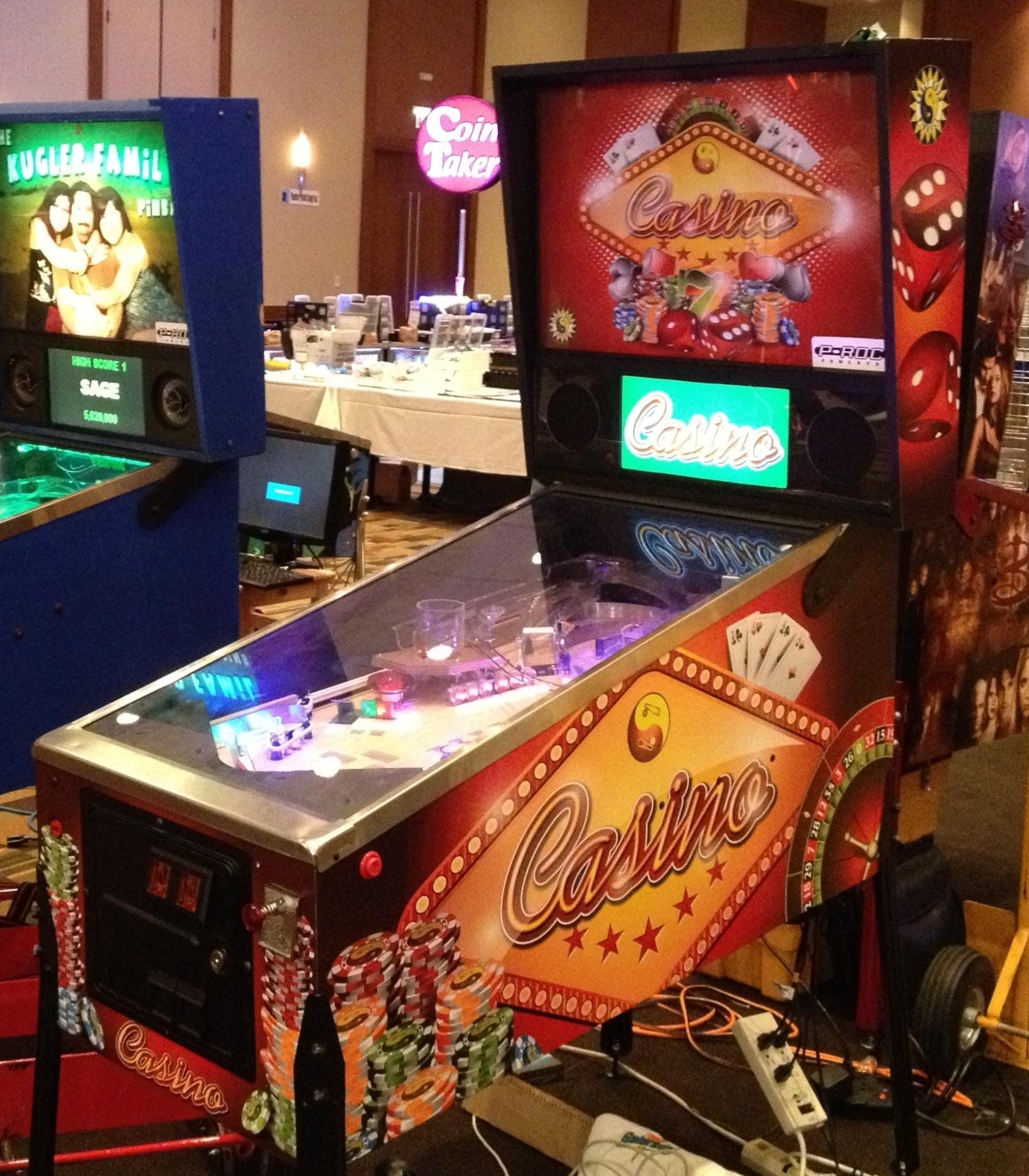 Josh Kugler Custom Pinball Machines