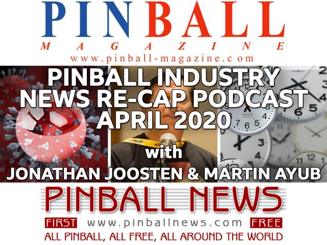 Pinball News and Pinball Magazine Podcast