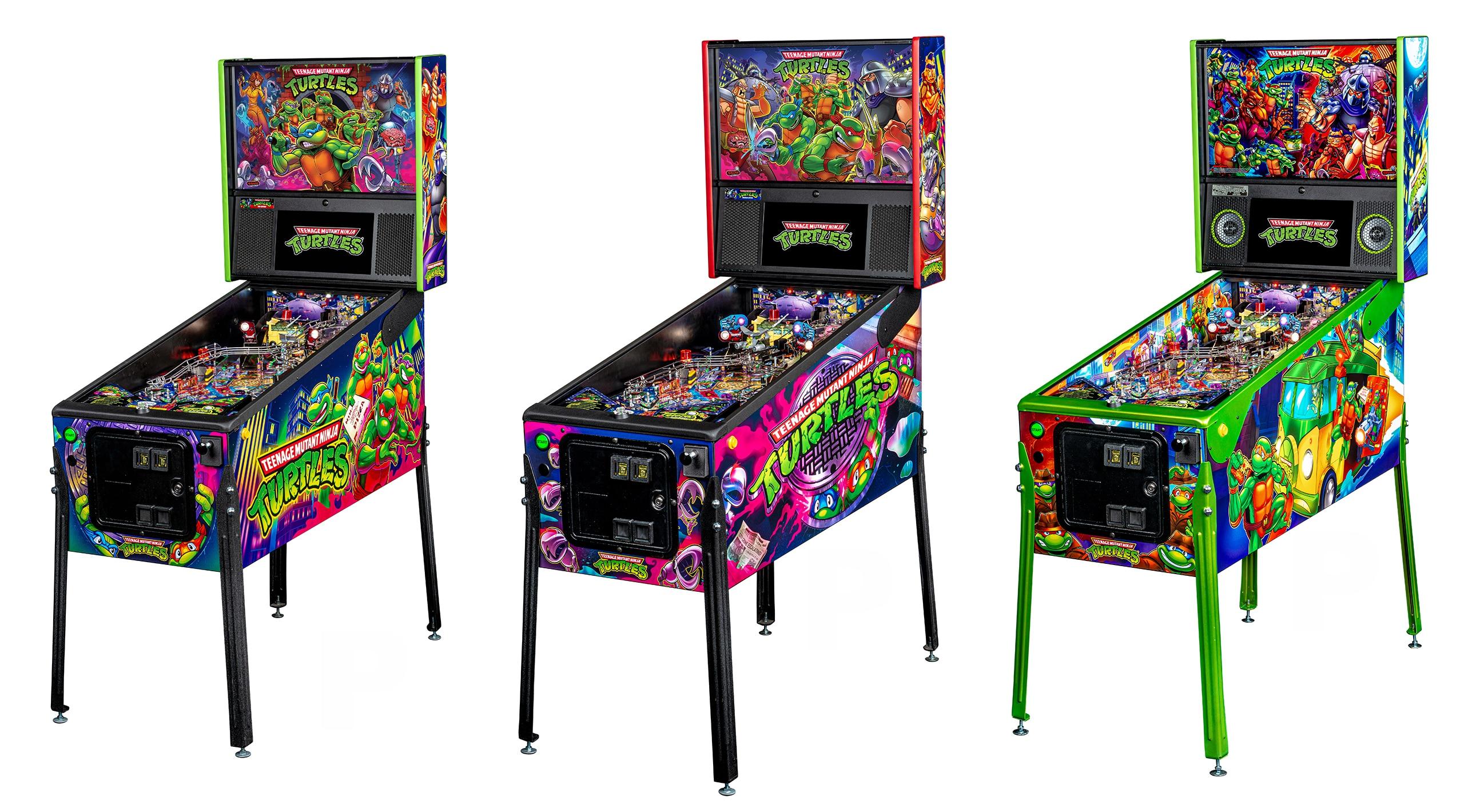 TMNT Pinball Pro Premium LE