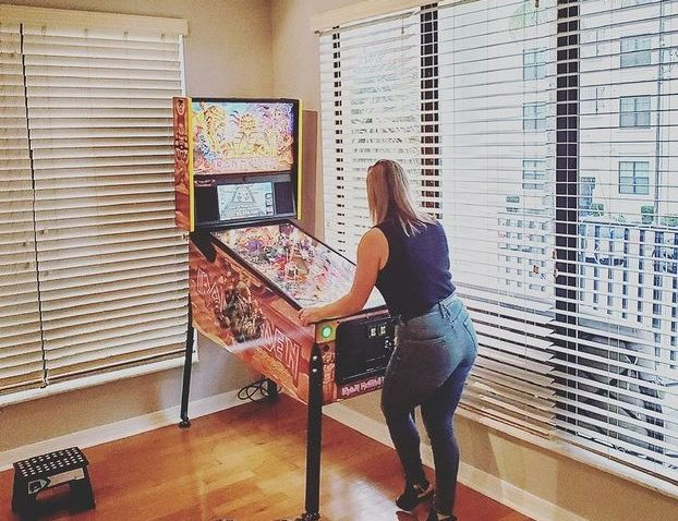 Pinball With A View