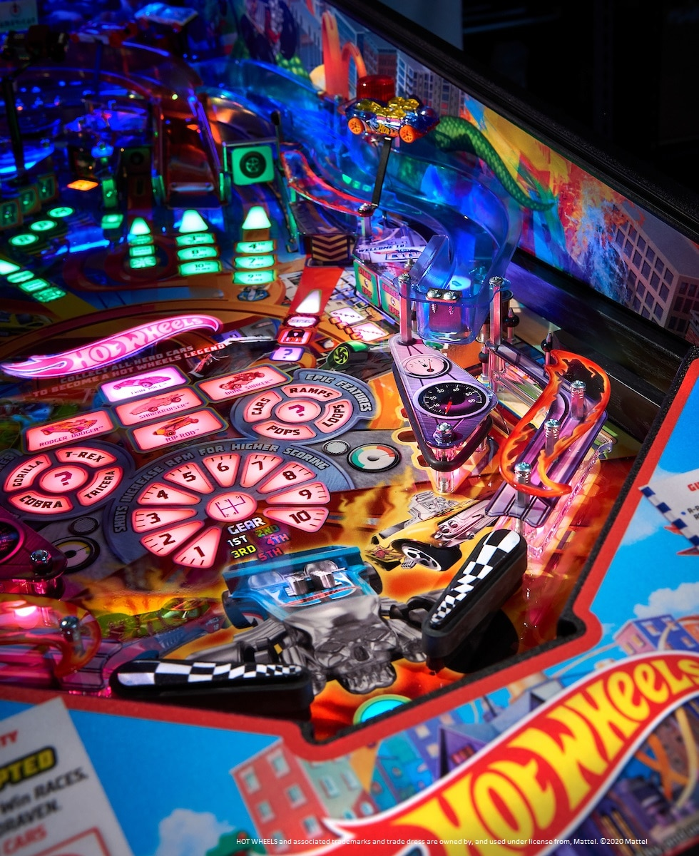 First Takes: Hot Wheels Pinball by American Pinball