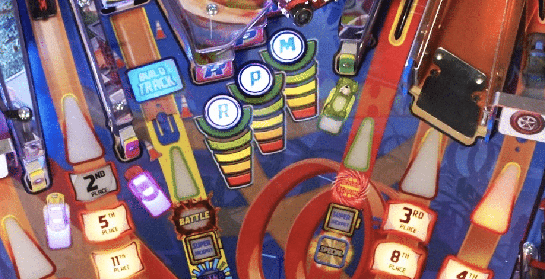 Hot Wheels Pinball Deep Dive! In Depth Overview of the ...