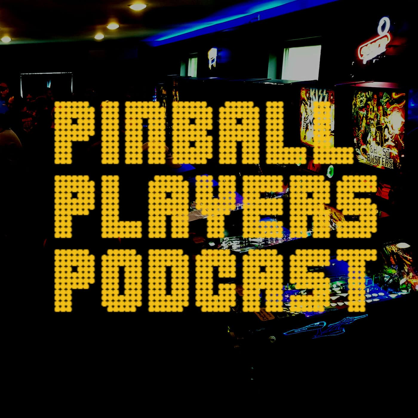 Pinball Players Podcast logo