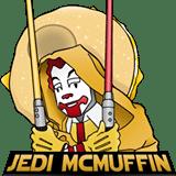 Jedi McMuffin