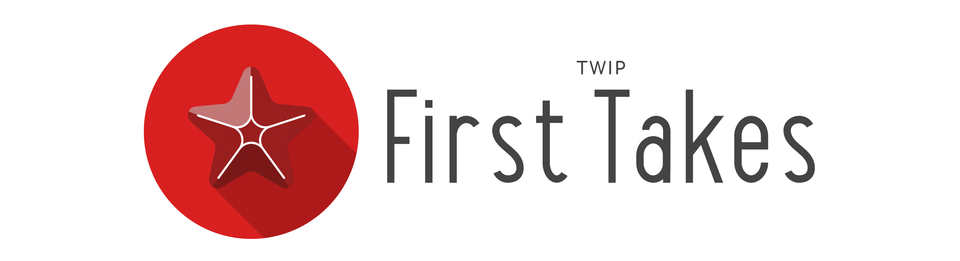 TWIP First Takes Logo