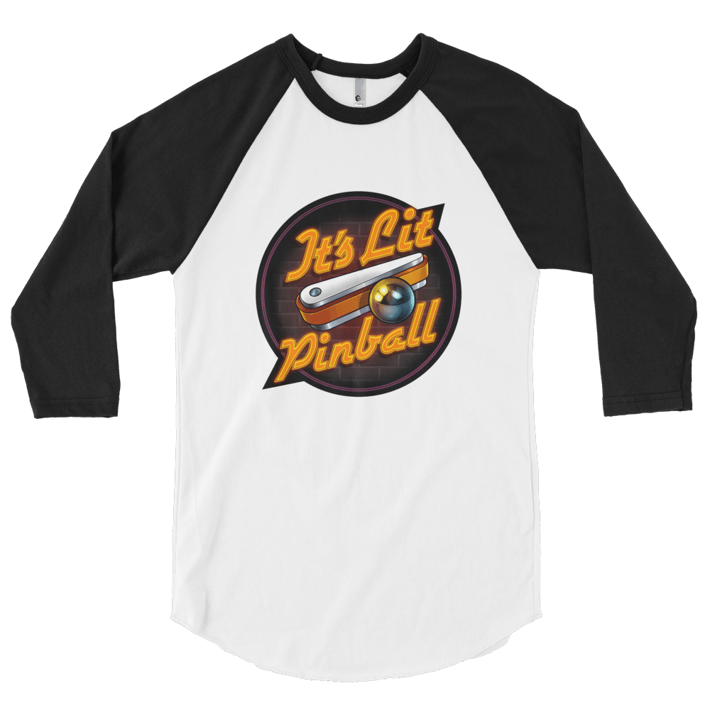 It's Lit Pinball shirt