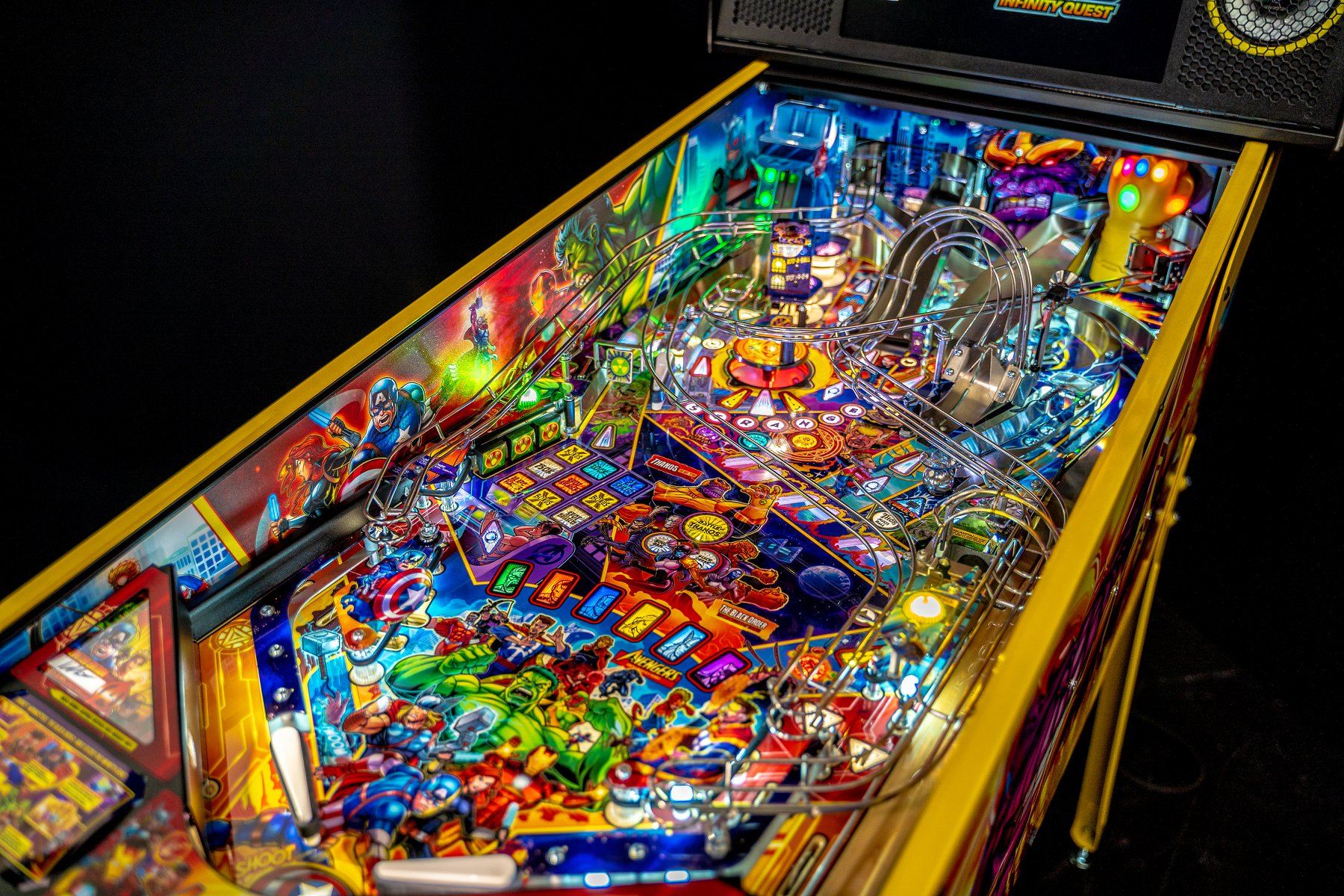 First Takes: Avengers: Infinity Quest Pinball by Stern Pinball