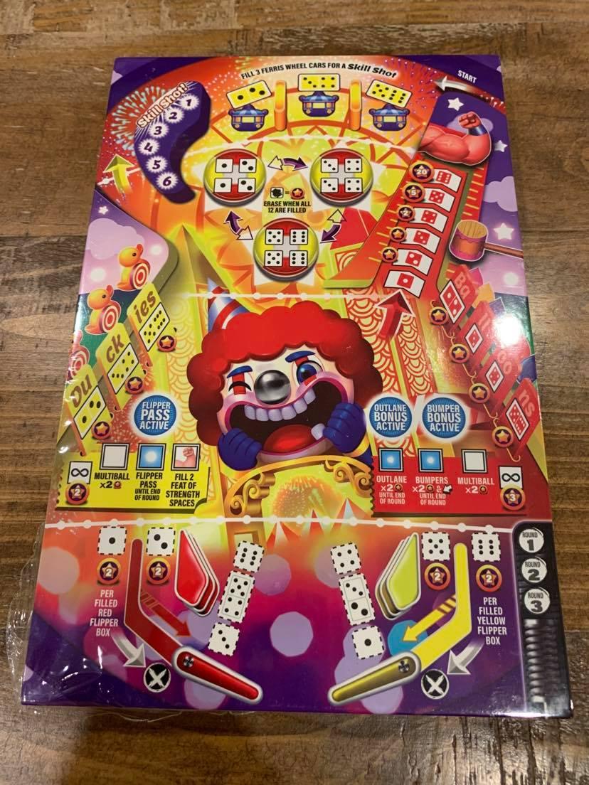 Super-Skill Pinball Carniball Playfield