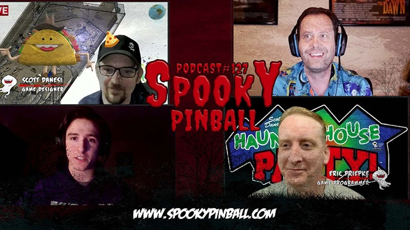 Spooky Pinball Podcast