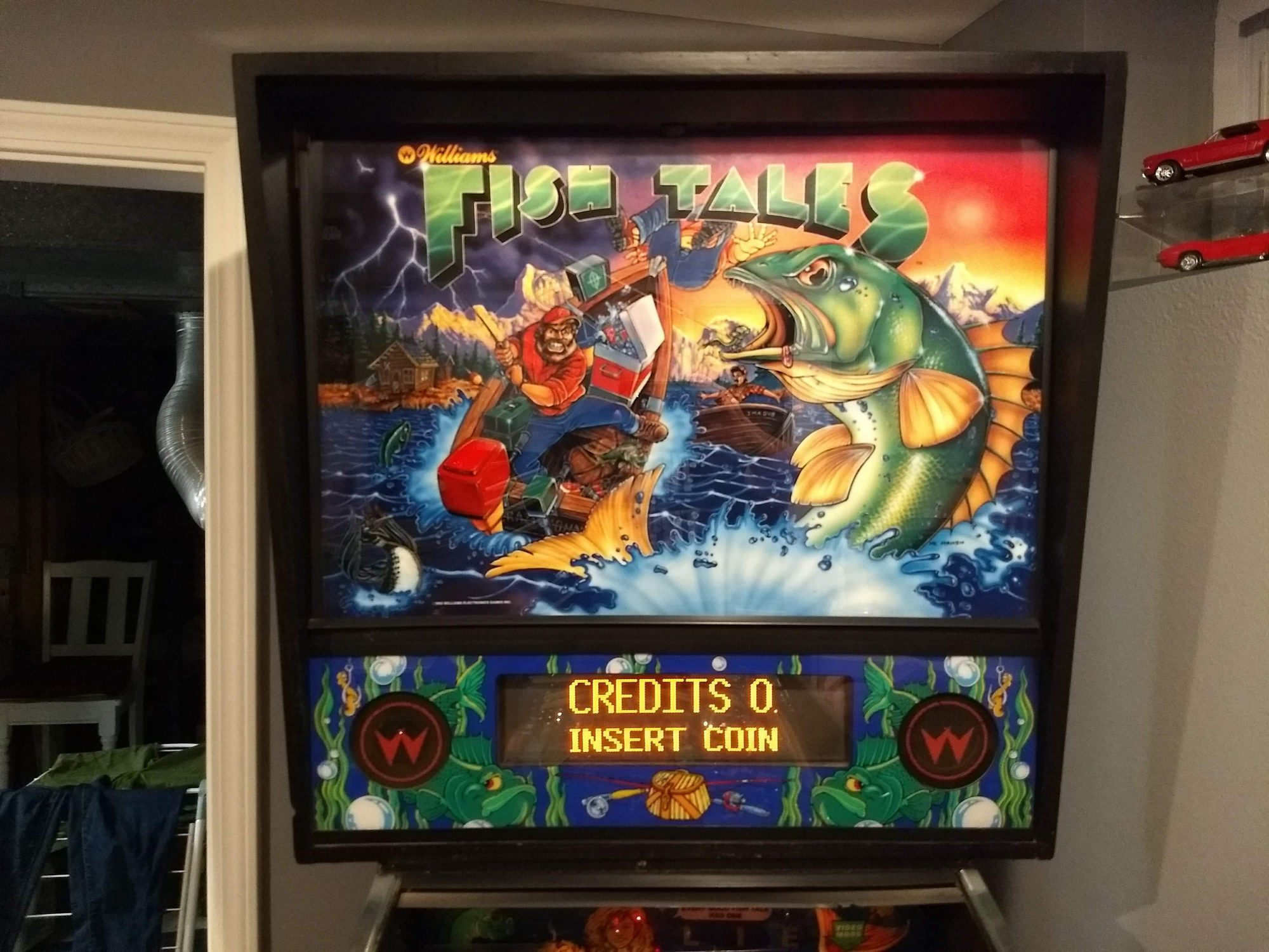 Fish Tales Pinball