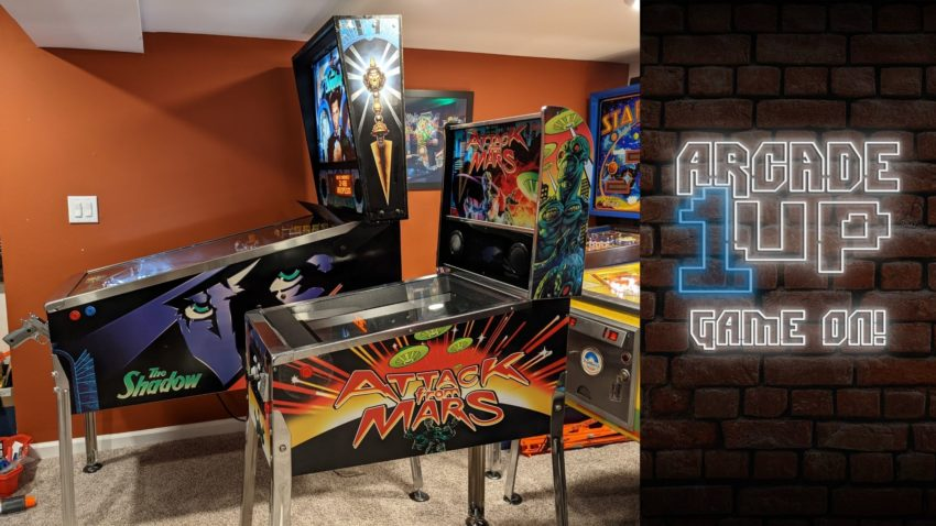 Arcade1Up AFM Digital Pinball