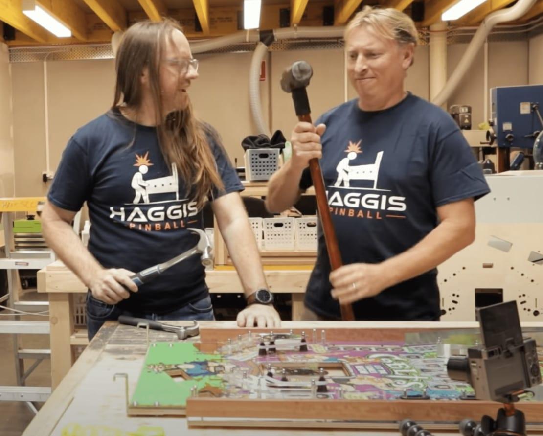 Haggis Hammer