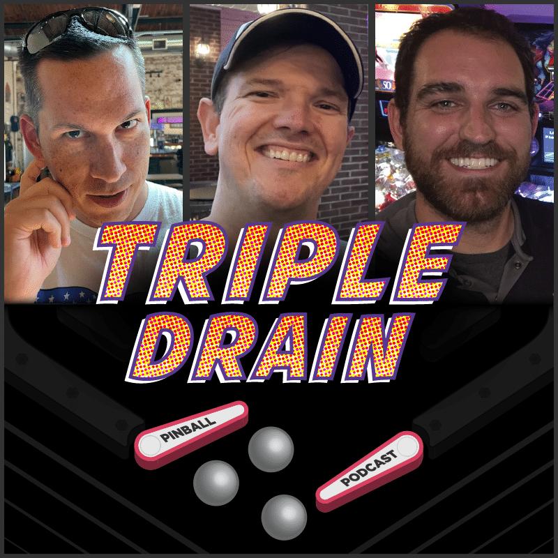 Triple Drain Pinball Podcast