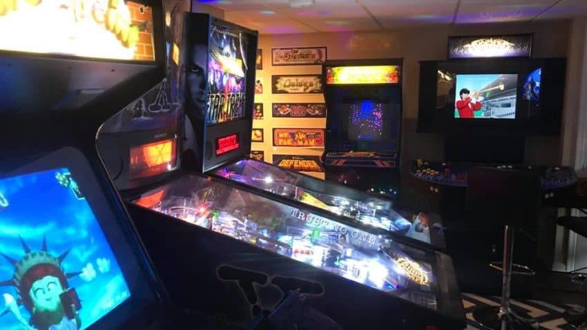 Knapp Arcade