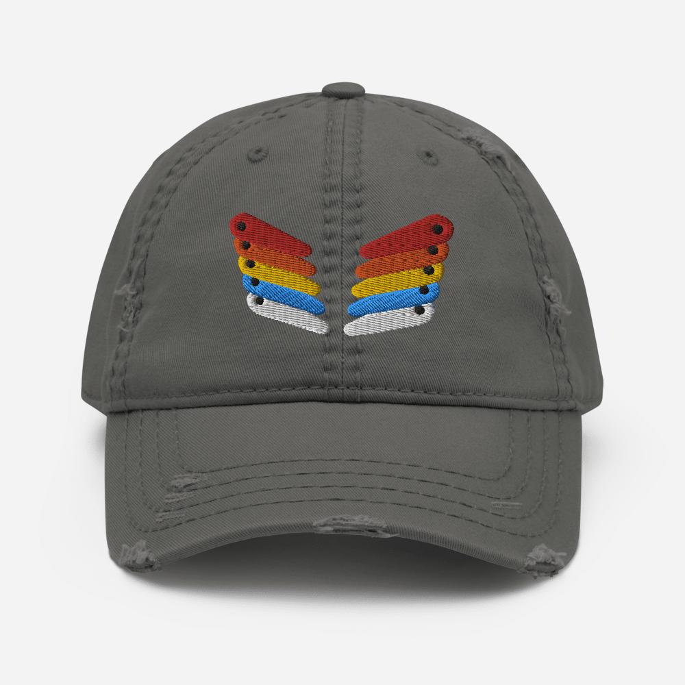 Frisco Pinball Distressed Dad Hat